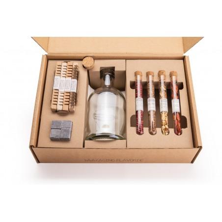 Prémiový set na výrobu vlastní whisky