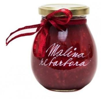 Marmeláda s příběhem - Malina s rebarborou