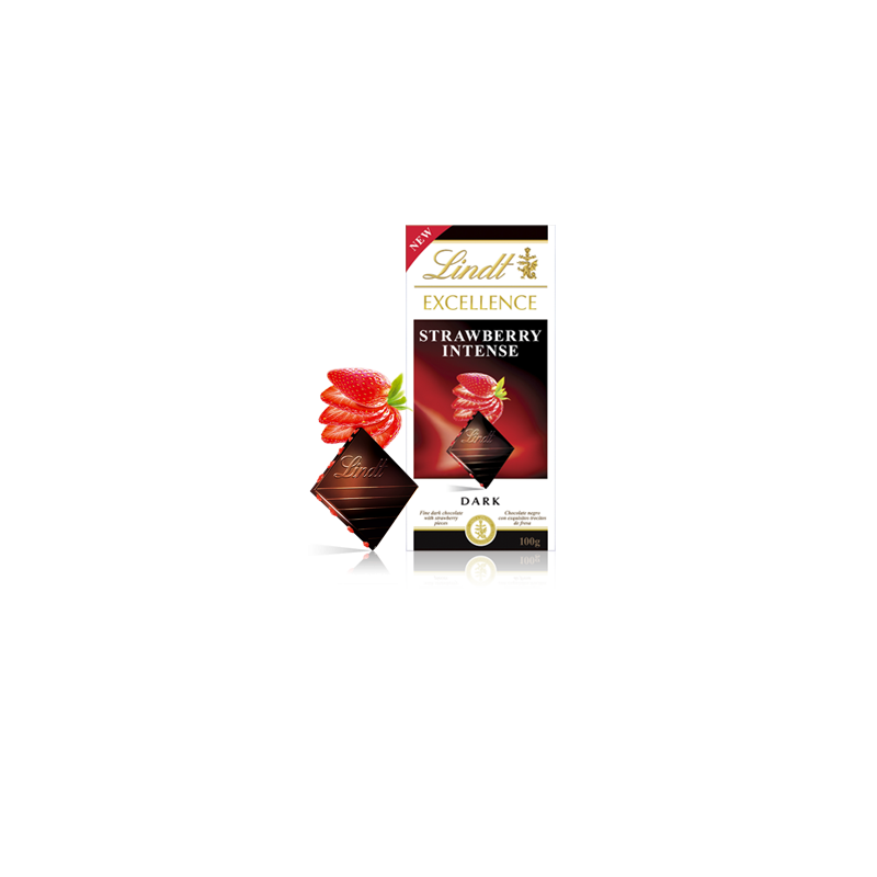 Lindt Excellence strawberry