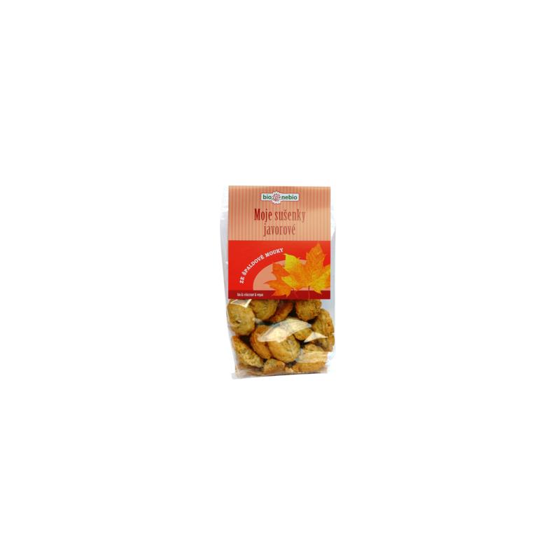 Moje sušenky javorové 130g