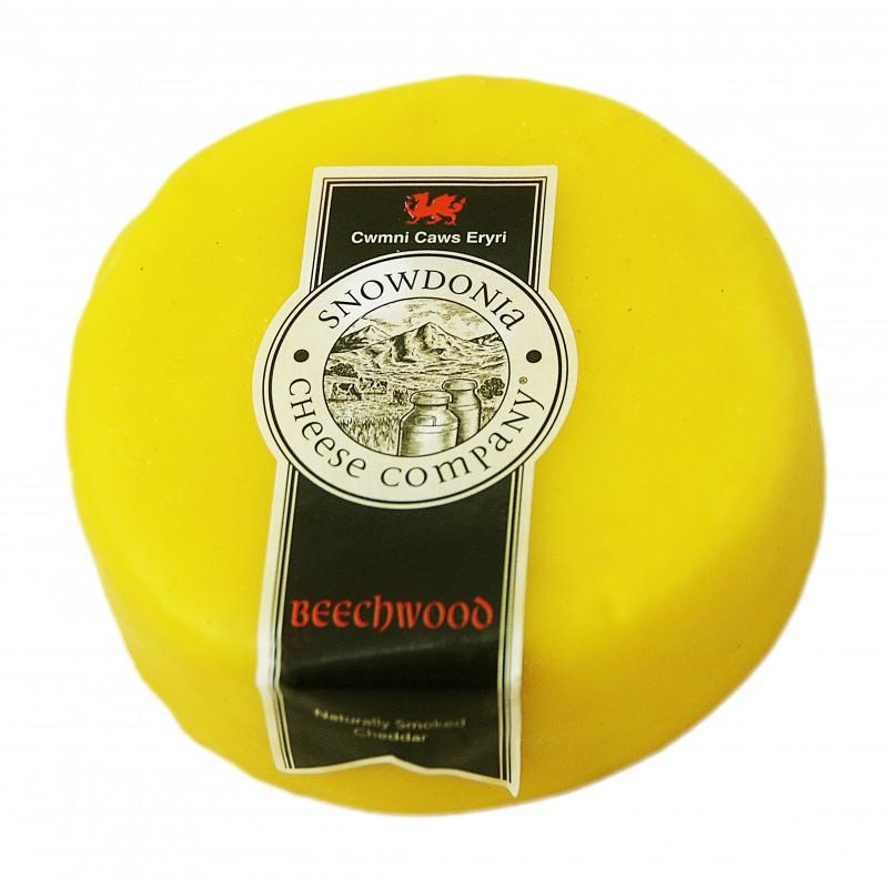 Sýr Cheddar Beech Wood 200g