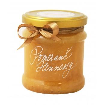 Marmeláda pomeranč s Hennesy 205g