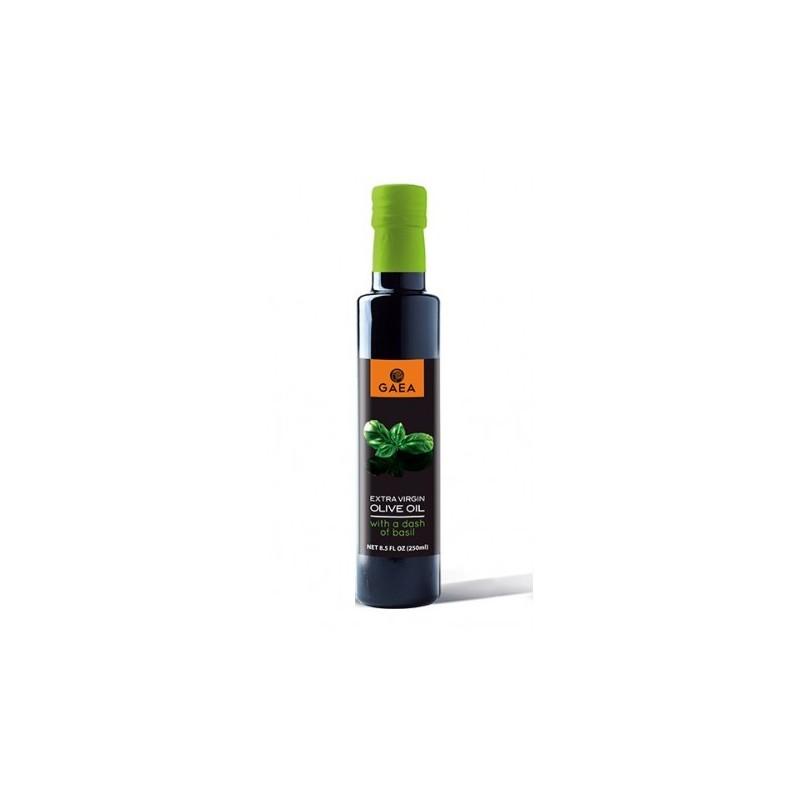 Extra panenský olej s bazalkou 250ml