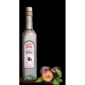 Slivovice Lžín 0,5l  50%