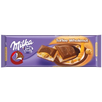 Milka Toffe Wholenut 300g
