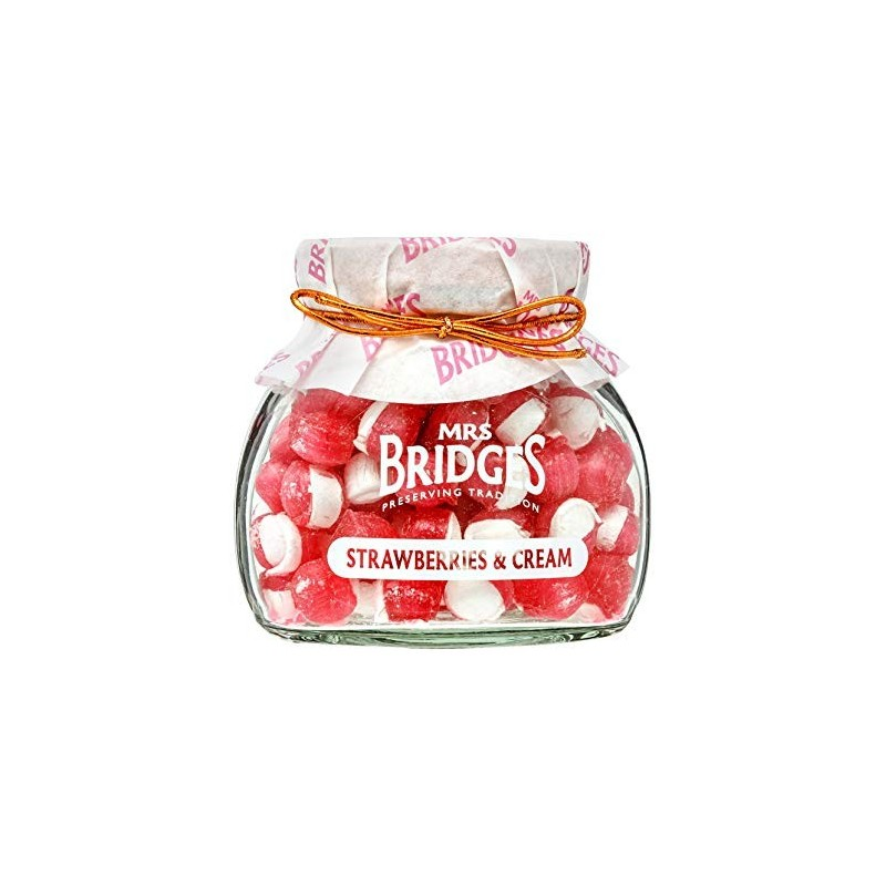 Mrs Bridges Sherbet Strows - bonbony