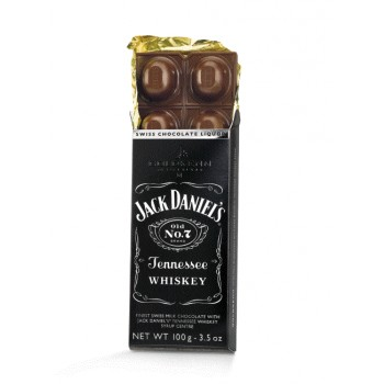Čokoláda Jack Daniels 100g