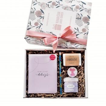 Levandulová krabička
