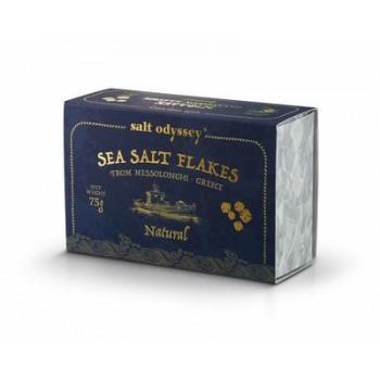 Mořská sůl ve vločkách 75g