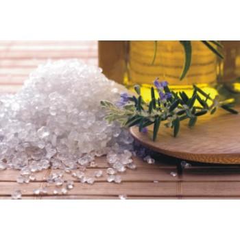 Koupelová sůl Vanilka
