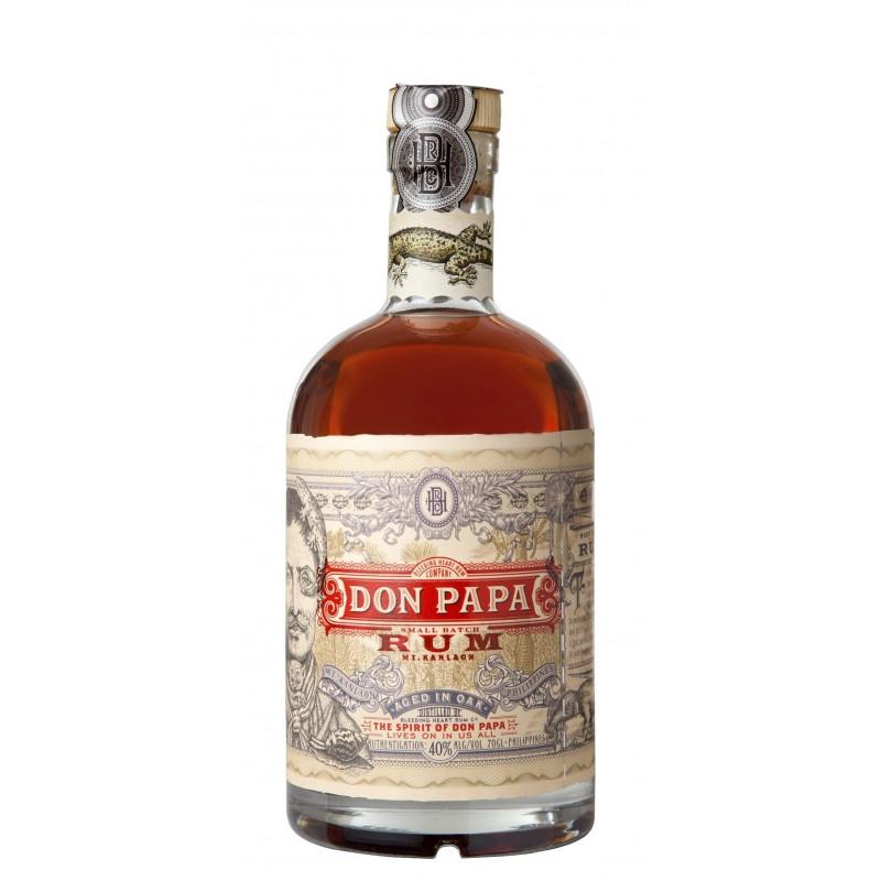 Don Papa rum 0,7l