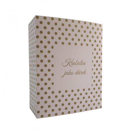 Krabička s puntíky